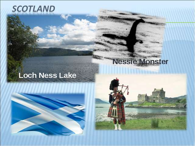 Loch Ness Lake Nessie Monster