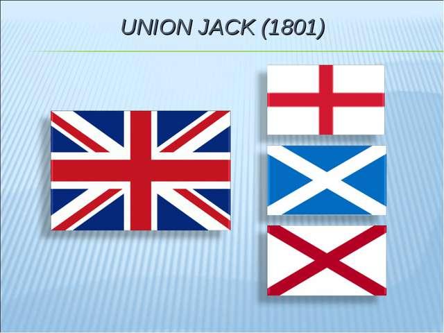 UNION JACK (1801)
