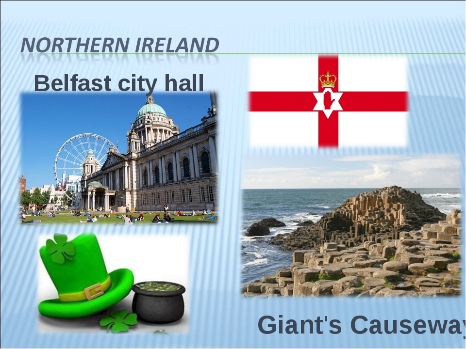 Giant's Causeway Belfast city hall