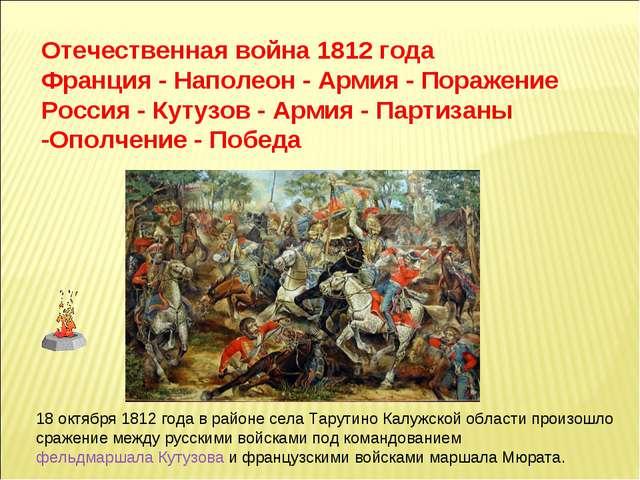Отечественная война 1812 года Франция - Наполеон - Армия - Поражение Россия -...
