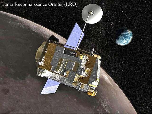 Lunar Reconnaissance Orbiter (LRO)