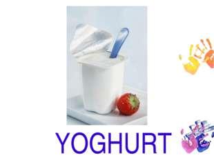 YOGНURT