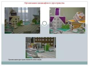 Организация ландшафтного пространства Организация пространственной композиции
