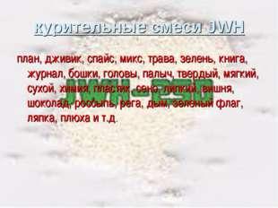 курительные смеси JWH план, дживик, спайс, микс, трава, зелень, книга, журнал