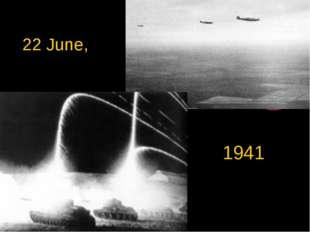 1941 22 June,