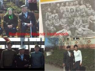 Bachmisov Nikandr Vasilyevich