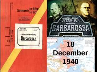 18 December 1940
