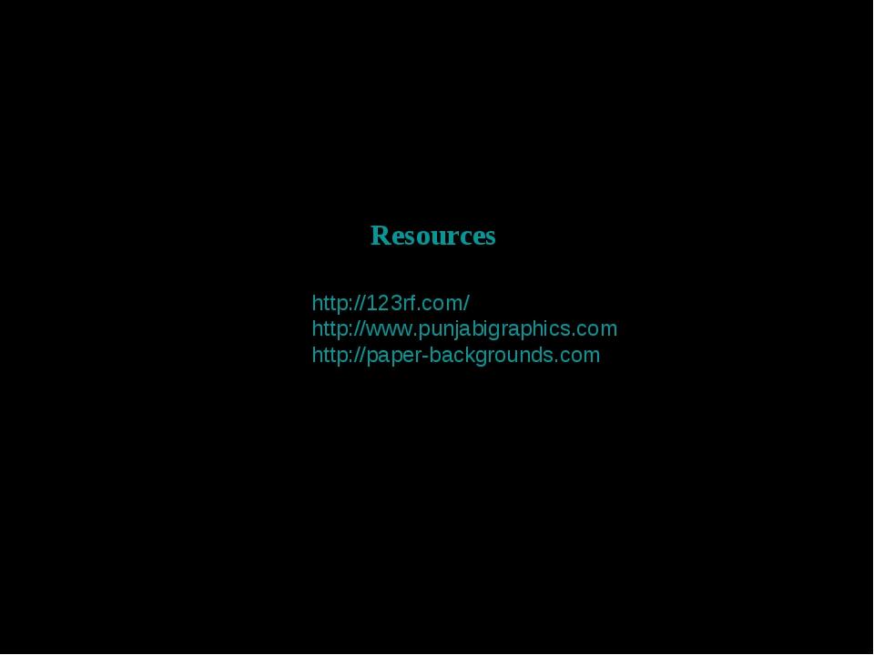 http://123rf.com/ http://www.punjabigraphics.com http://paper-backgrounds.com...