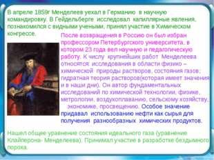 После возвращения в Россию он был избран профессором Петербургского университ