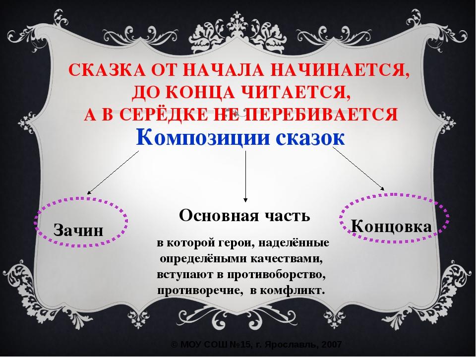 СКАЗКА ОТ НАЧАЛА НАЧИНАЕТСЯ, ДО КОНЦА ЧИТАЕТСЯ, А В СЕРЁДКЕ НЕ ПЕРЕБИВАЕТСЯ К...