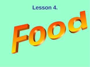 Lesson 4.