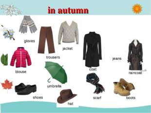 in autumn trousers jacket jeans blouse umbrella coat raincoat shoes hat boots