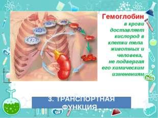 Гемоглобин в крови доставляет кислород в клетки тела животных и человека, не