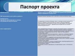 Название проектаФормирование мотивации при обучении иностранному языку (англ