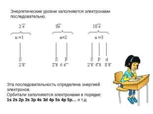 Электронно-графические или квантово-механические формулы. Ученые условились о