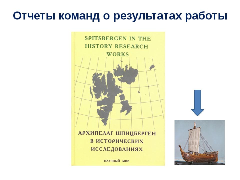 Российские полярные робинзоны Прошел год, другой, третий. Напрасно всматривал...