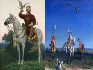 Охота с ловчими птицами - это не только яркая страница истории Казахстана, н