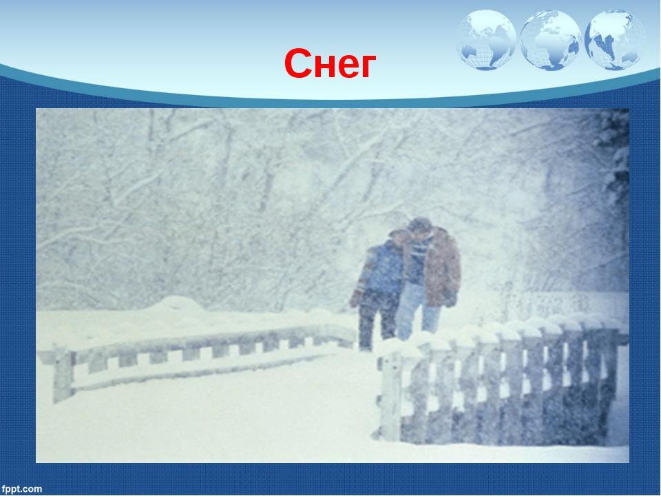 Снег С неба – звездой, в ладошку – водой.