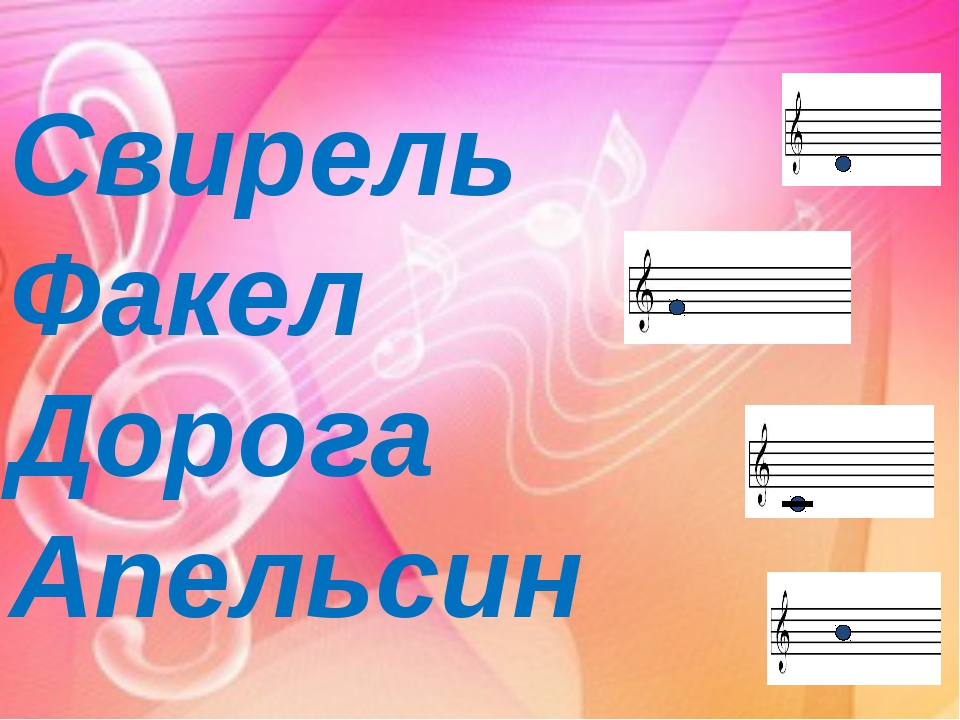 Свирель Факел Дорога Апельсин