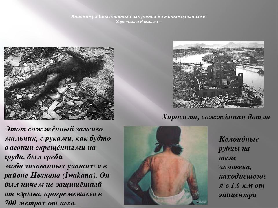 «Обнаруженная сила урана угрожает цивилизации и людям не больше, чем когда мы...