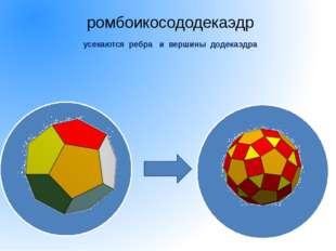 использование форм правильных многогранников в природе «Природа говорит языко