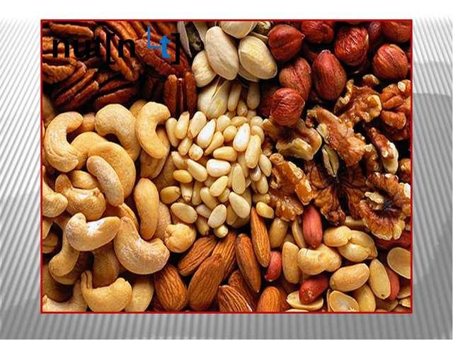 nut[nʌt]
