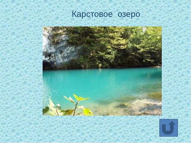 III. Закрепление темы. Что такое озеро? 2. На какие виды делятся озера по обр...