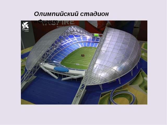 Прибрежный кластер Горный кластер Олимпийский стадион «Фишт»