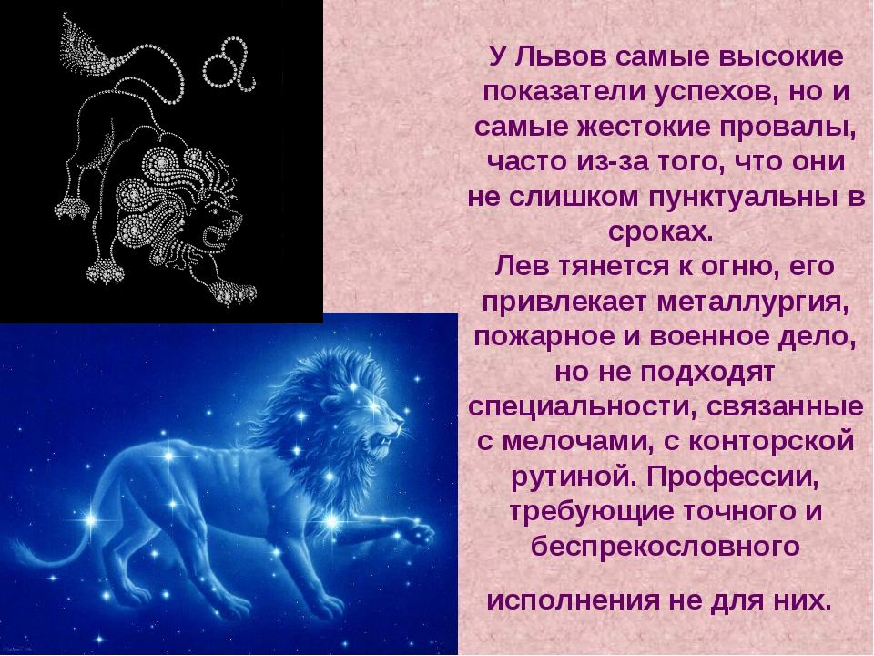 лев мужчина дружить знаком каким может с