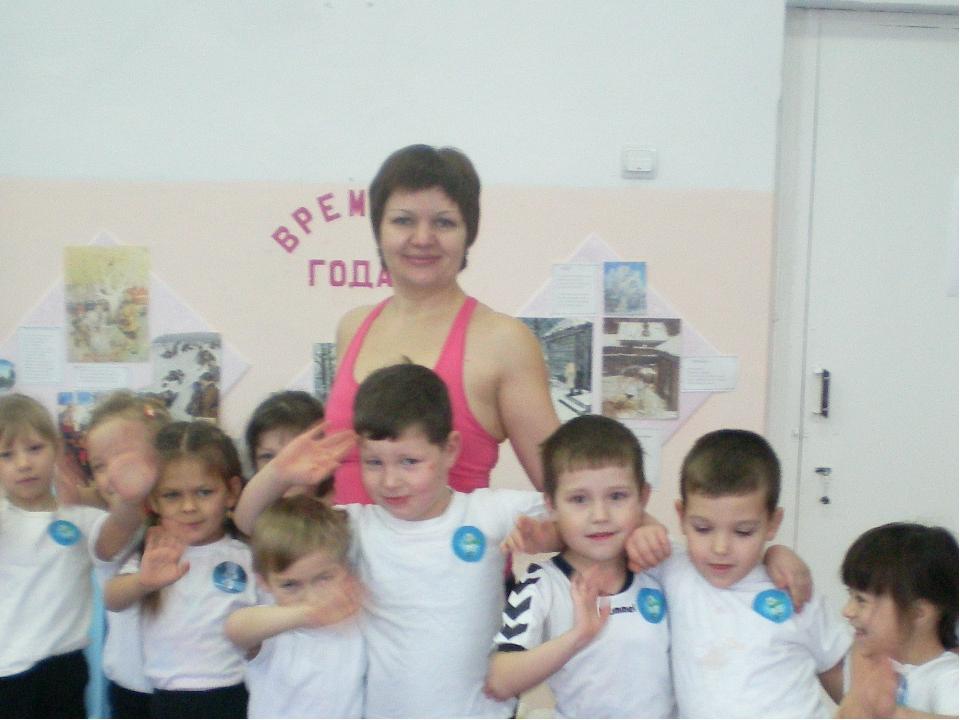 Наш урок проходит в старшей группе, возраст детей 5-6 лет. Длительность урока...