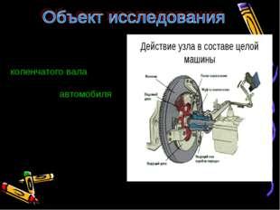 Сцепление служит для временного разобщенияколенчатого валадвигателя с силов