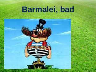 Barmalei, bad
