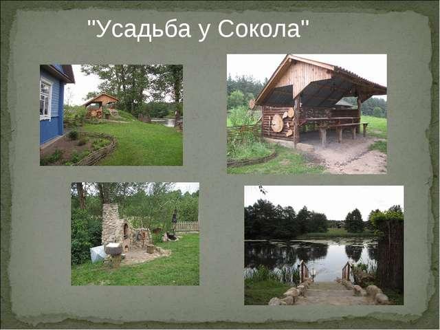 """Усадьба у Сокола"""