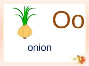 Oo onion
