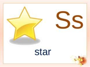 Ss star