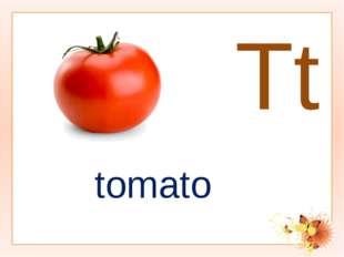 Tt tomato