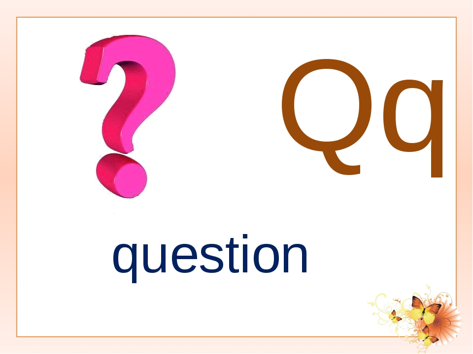 Qq question