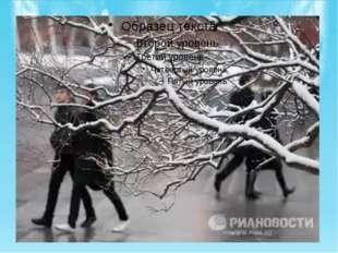Начало холодного зимнего периода приходится на ноябрь. Продолжительность зим