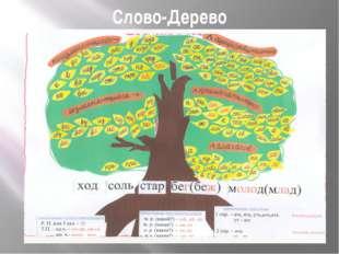 Слово-Дерево
