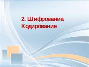 Сергеенкова ИМ- ГБОУ Школа № 1191 Задание 4. Для шифрования каждой буквы исп