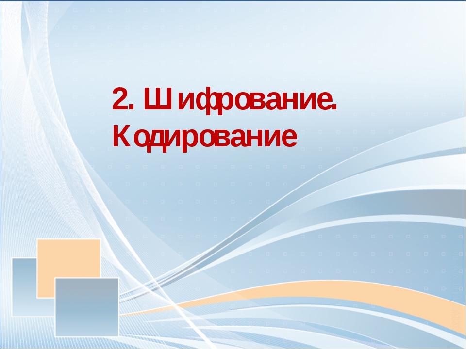 Сергеенкова ИМ- ГБОУ Школа № 1191 Задание 4. Для шифрования каждой буквы исп...