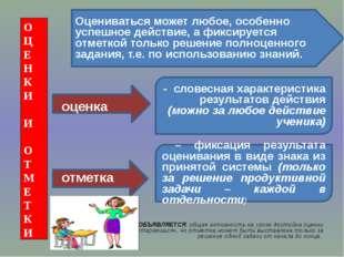 Пример: Ученикам ОБЪЯВЛЯЕТСЯ: общая активность на уроке достойна оценки «мол