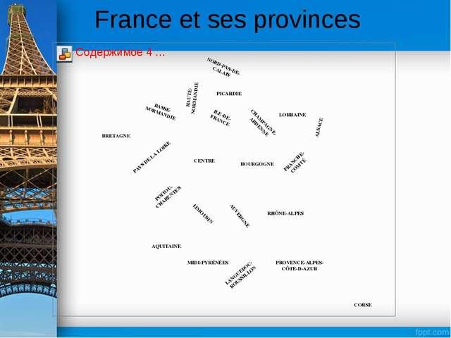 France et ses provinces BRETAGNE BASSE-NORMANDIE HAUTE-NORMANDIE PAYS DE LA L...