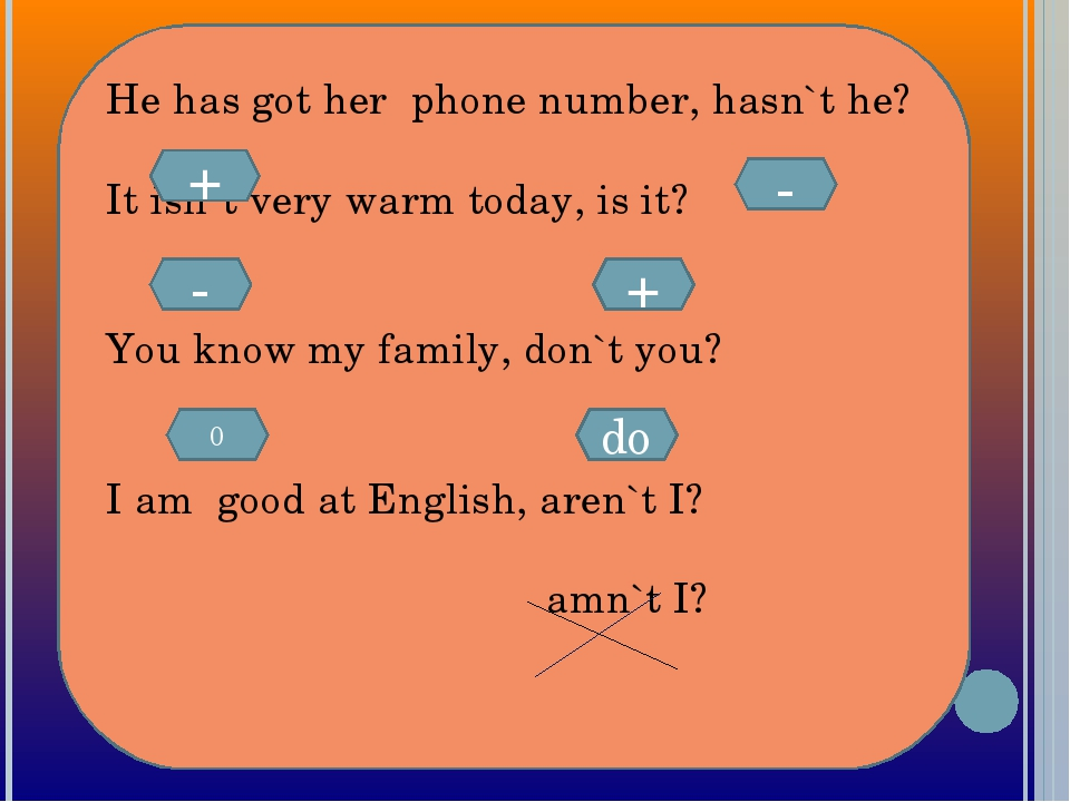 He has got her phone number, hasn`t he? It isn`t very warm today, is it? You...