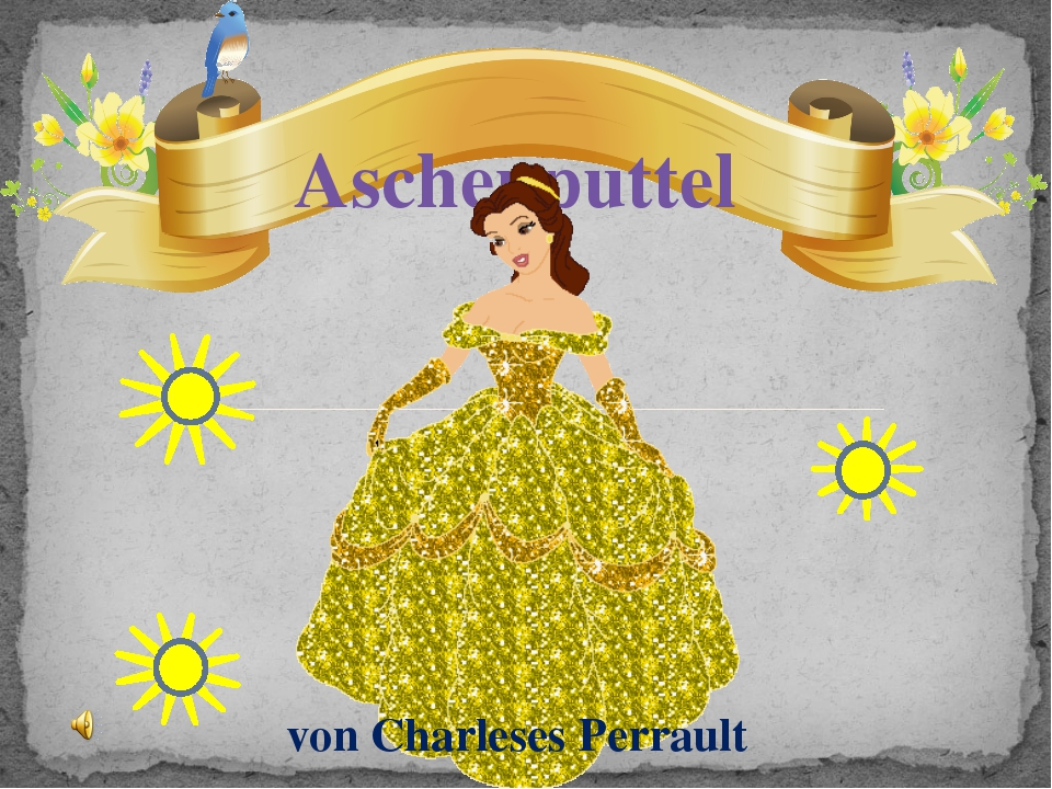 Aschenputtel von Charleses Perrault