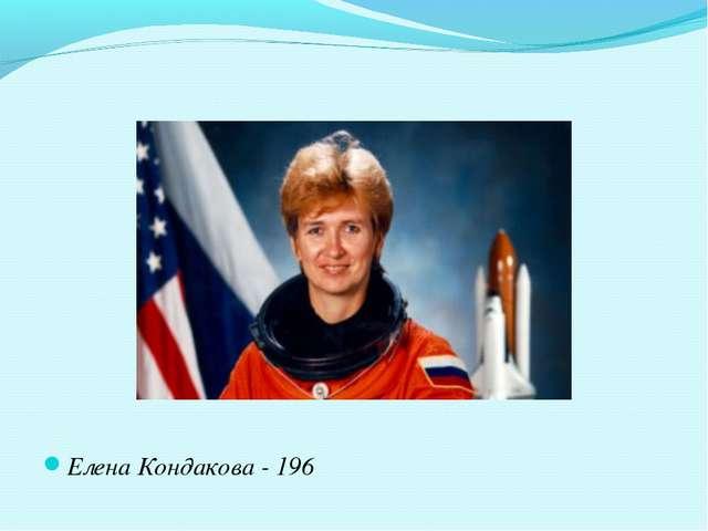 Елена Кондакова - 196