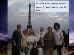 Pour moi la France est un bouquet: bouquet de provinces, bouquet de paysages,