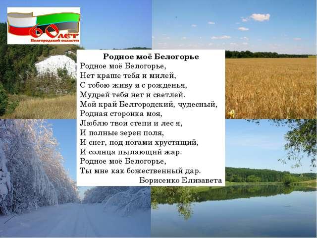 Стихотворение Анатолия Гуляева На землях священных Великой России Раскинулис...