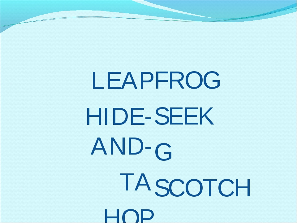 LEAP HIDE-AND- TA HOP FROG SEEK G SCOTCH