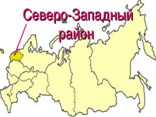 Северо-Западный район